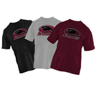 Image for the JERZEES® SOUTHERN ILLINOIS SALUKIS T-SHIRT - AVAILABLE IN BLACK, MAROON AND GREY product