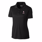 Image for the CUTTER & BUCK™ SALUKIS DRI-FIT WOMENS BLACK POLO product