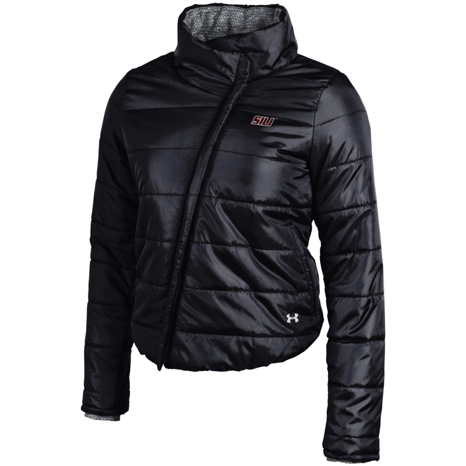Image for the UNDER ARMOUR® SIU BLACKOUT WOMENS COWL PUFFER JACKET product