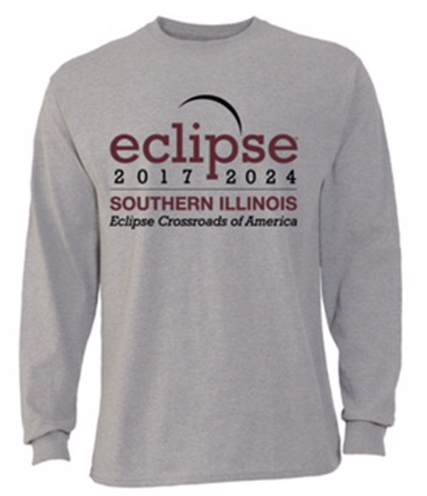 Image for the RUSSELL® ECLIPSE 2017/2024 CROSSROADS LONG SLEEVE T-SHIRT product