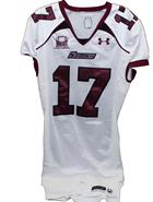 Image for the UA® SIU AUTHENTIC GAME WORN  JERSEY - MANY DIFFERENT NUMBERS AVAILABLE product
