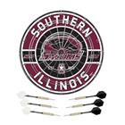 Image for the SPIRIT® SOUTHERN ILLINOIS SALUKIS OFFICIAL DARTBOARD product