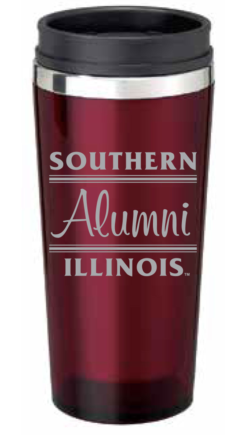 Image for the R&D® SOUTHERN ILLINOIS ALUMNI TUMBLER product