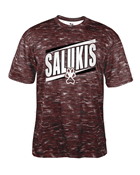 Image for the BADGER® SALUKIS PAW STATIC YOUTH T product