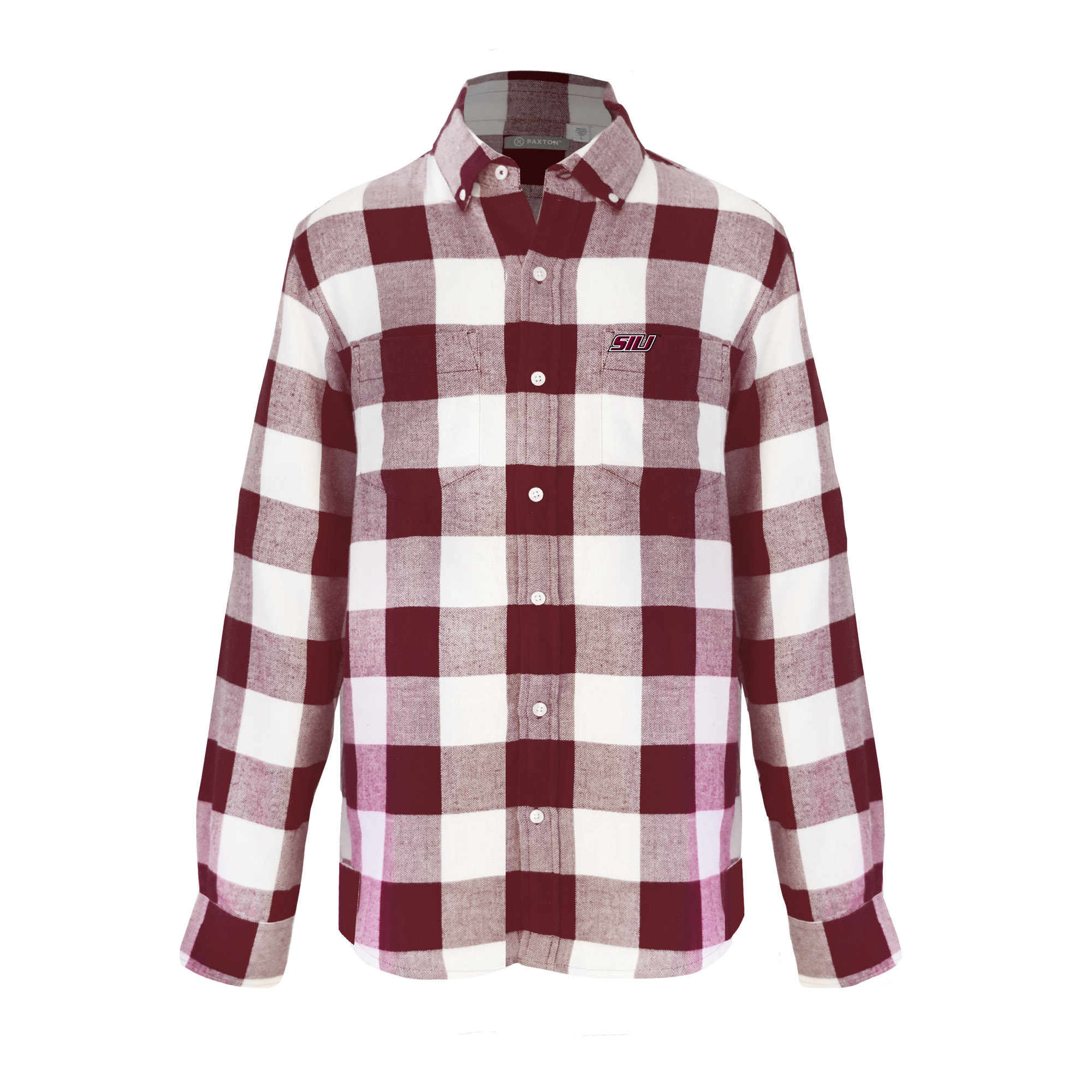 Image for the PAXTON® SIU CHECKERED COZY UPSLOPE LONG SLEEVE product