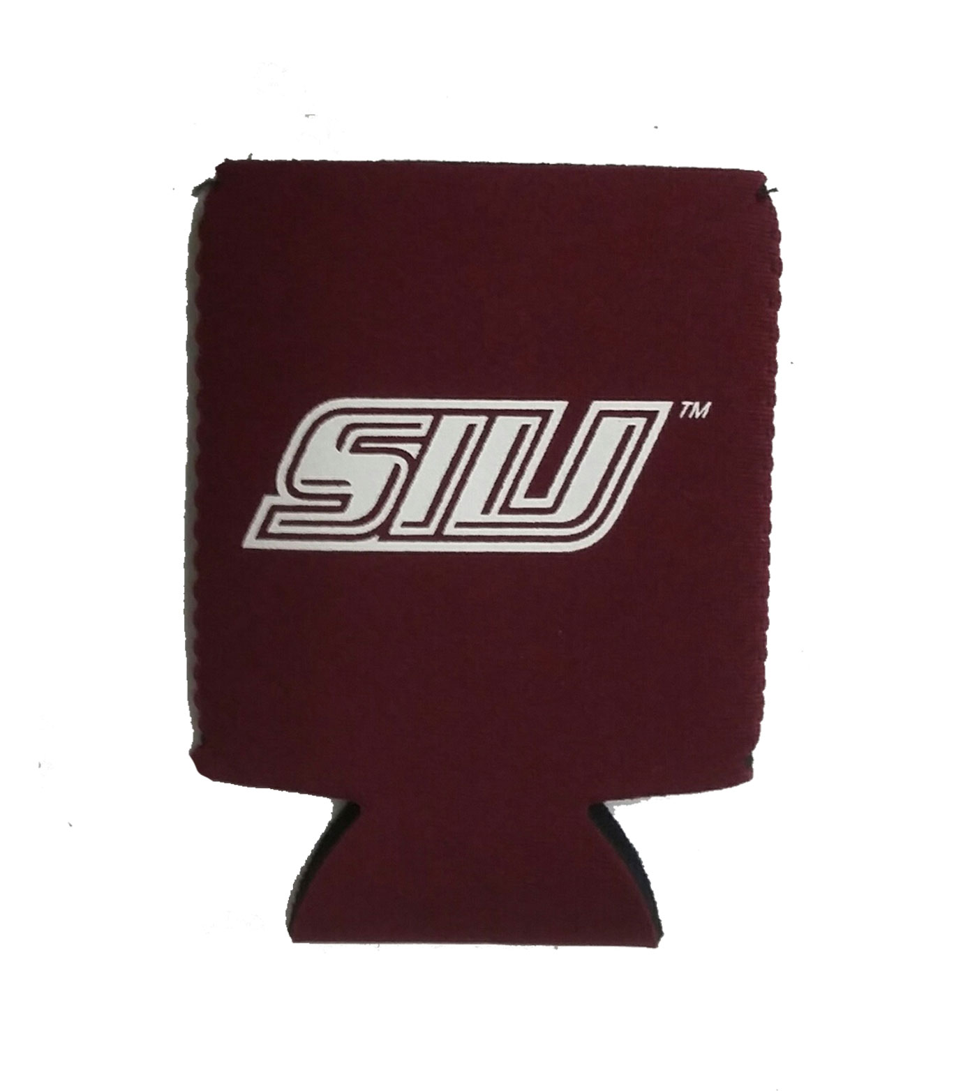 Image for the SIU MAROON COLLAPSIBLE CAN COOZIE product