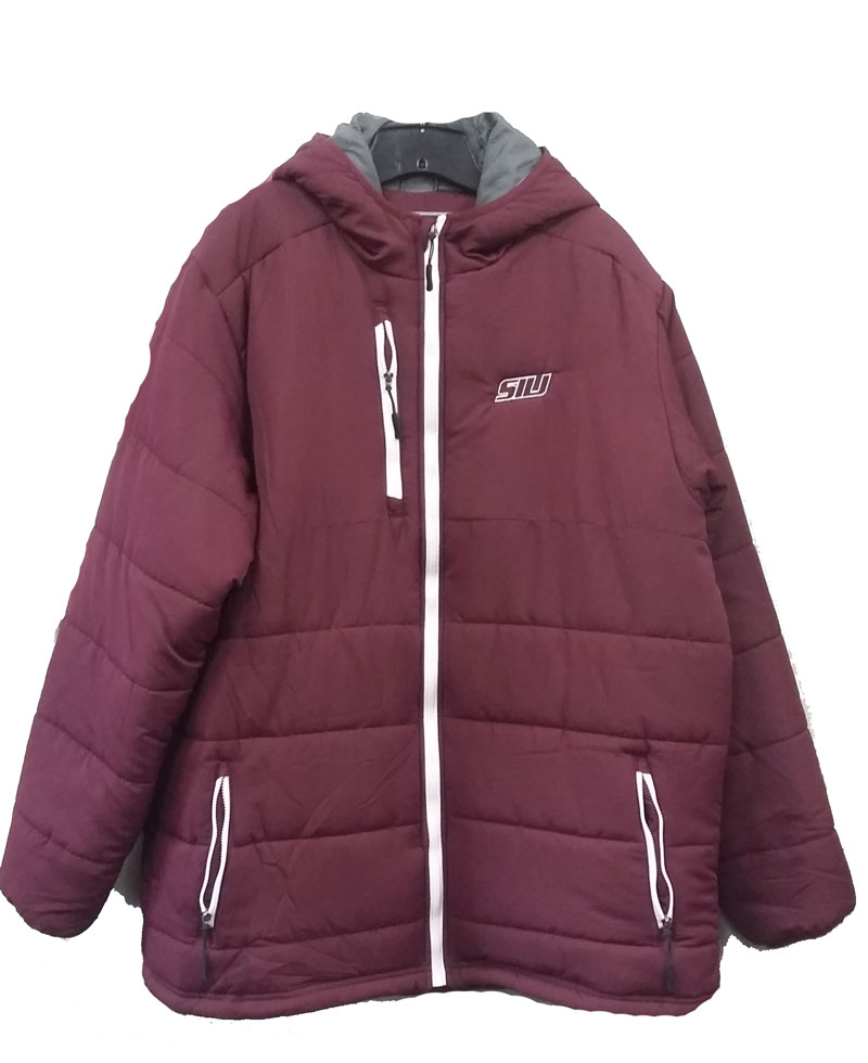"""Image for the HOLLOWAY® SIU WINTER MAROON """"TROPO"""" JACKET product"""