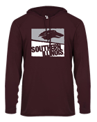 Image for the BADGER® SOUTHERN ILLINOIS SALUKIS DRI-FIT LONG SLEEVE product
