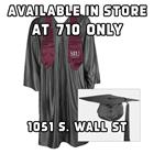 Image for the SIUC GRADUATION CAP, GOWN, TASSEL AND STOLE product