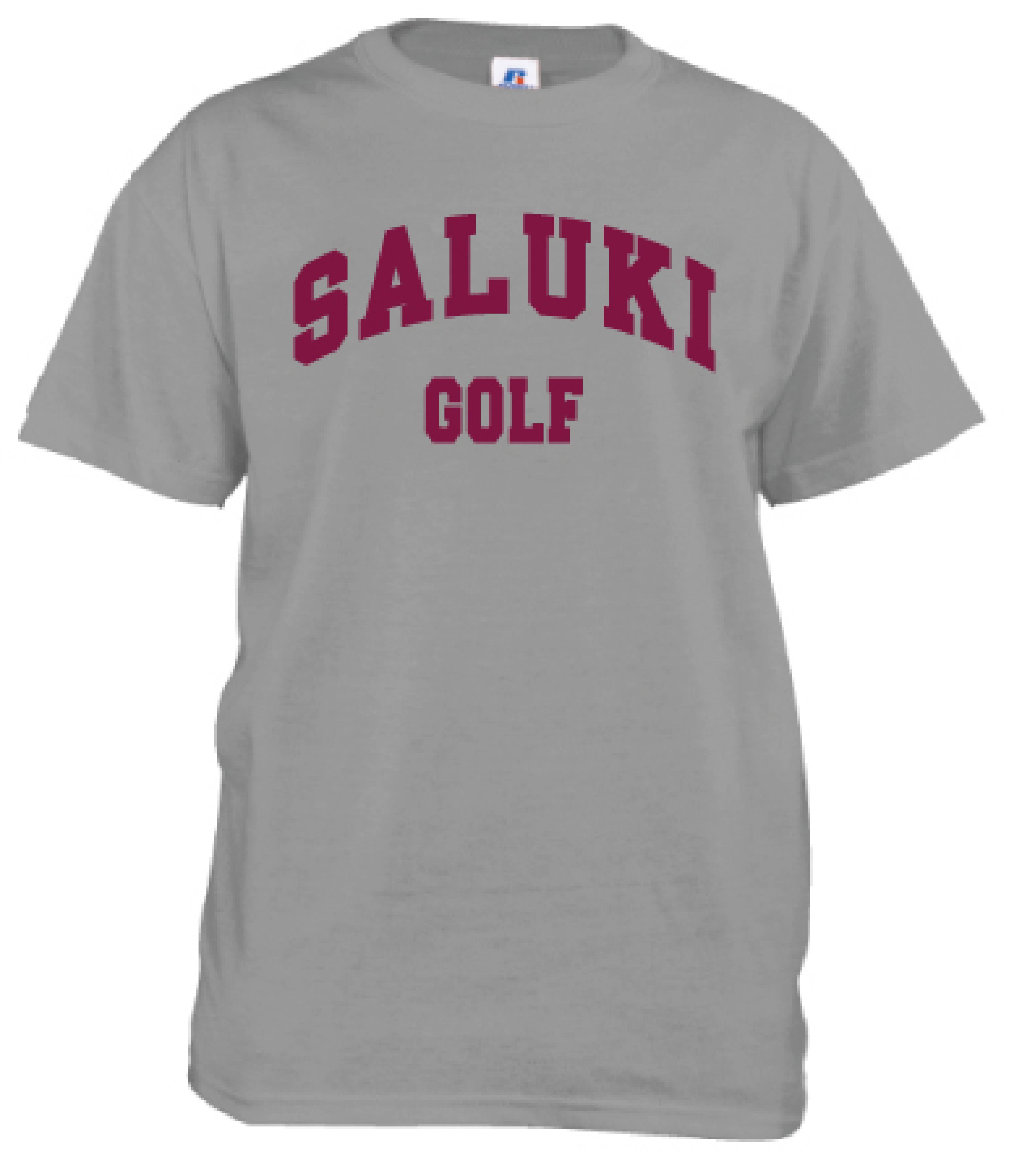 Image for the RUSSELL® SALUKI GOLF GREY T product