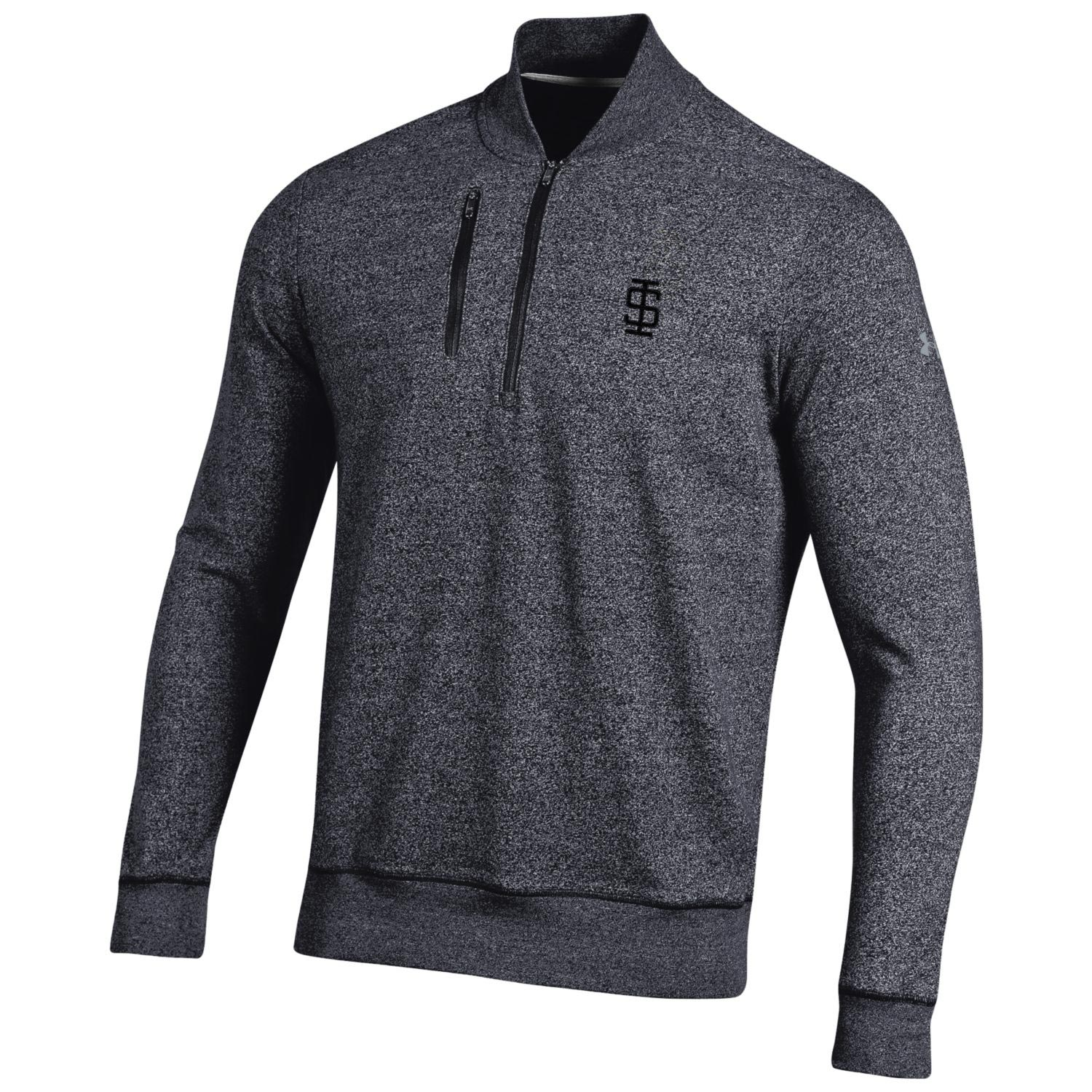 Image for the UNDER ARMOUR® SIU LEGACY BASEBALL LOGO 1/4 ZIP product