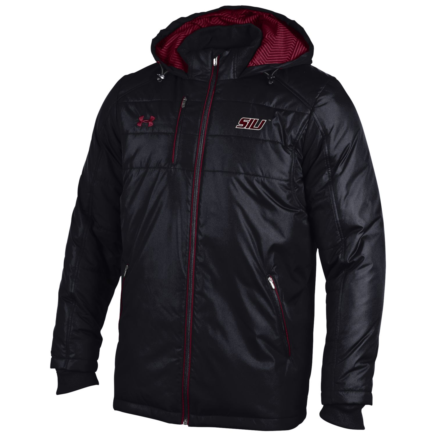 Image for the UNDER ARMOUR® SIU HEAVY DUTY F15 BLACK STADIUM PARKA product