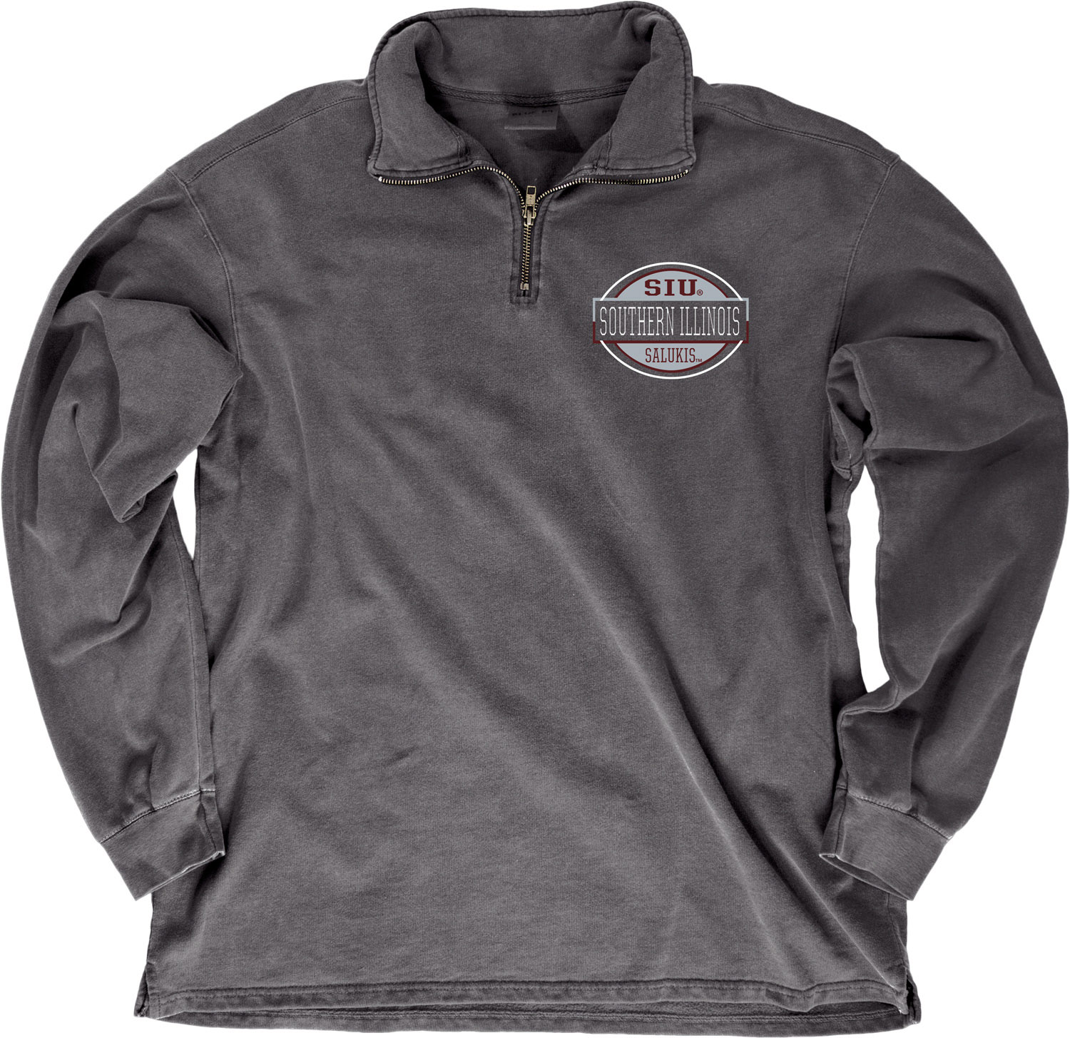 Image for the BLUE 84® SIU CASUAL COMFORT GREY PULLOVER 1/4 ZIP product