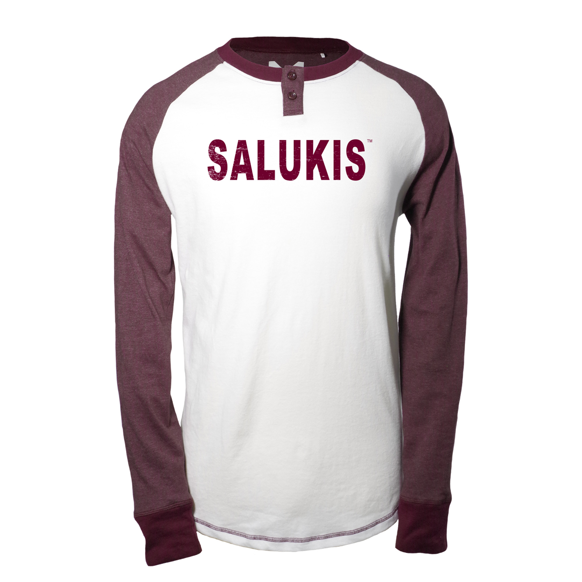 Image for the PAXTON® SALUKIS TWO TONE YALE HENLEY product