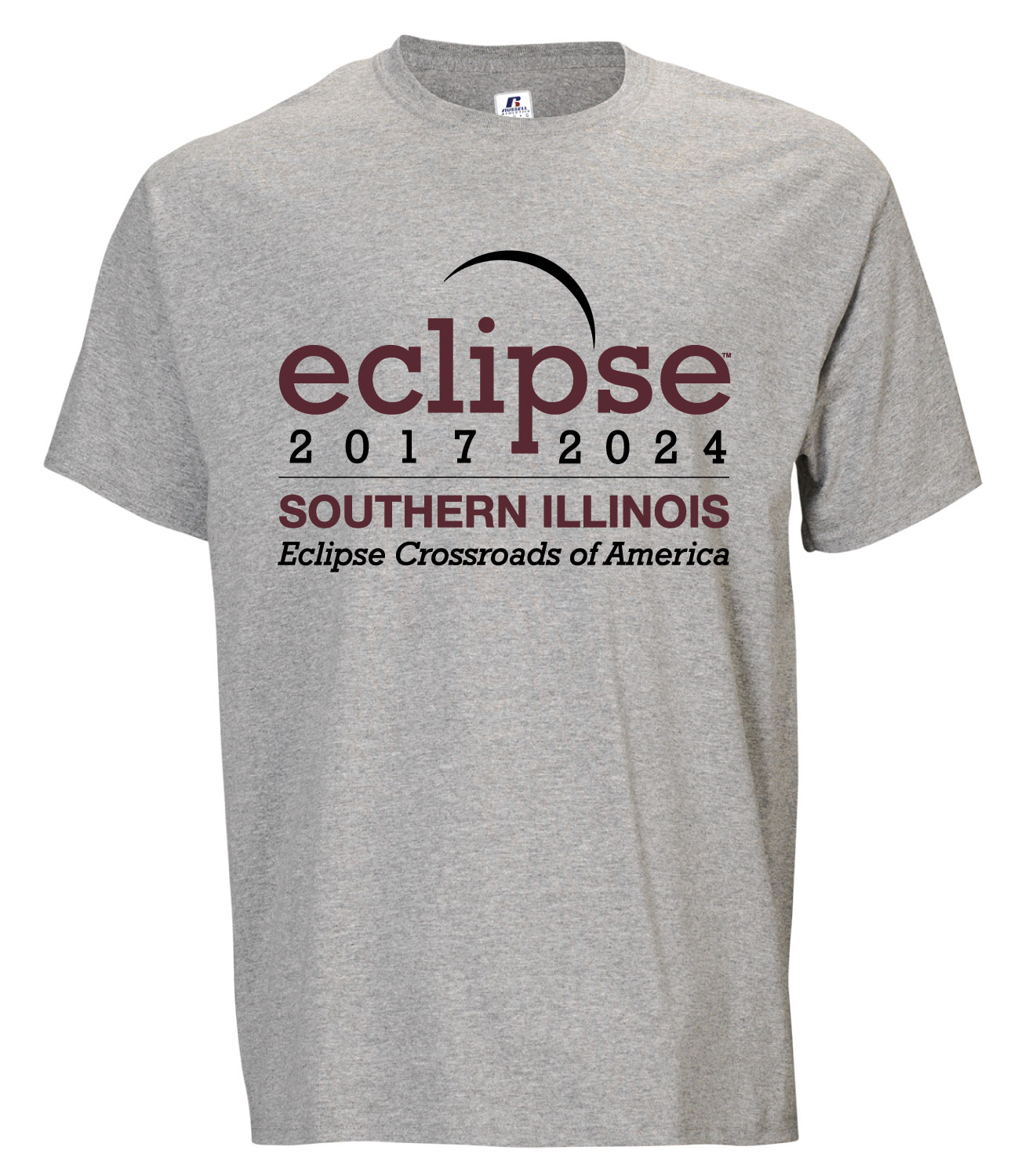 Image for the RUSSELL® ECLIPSE 2017/2024 GREY CROSSROADS T product
