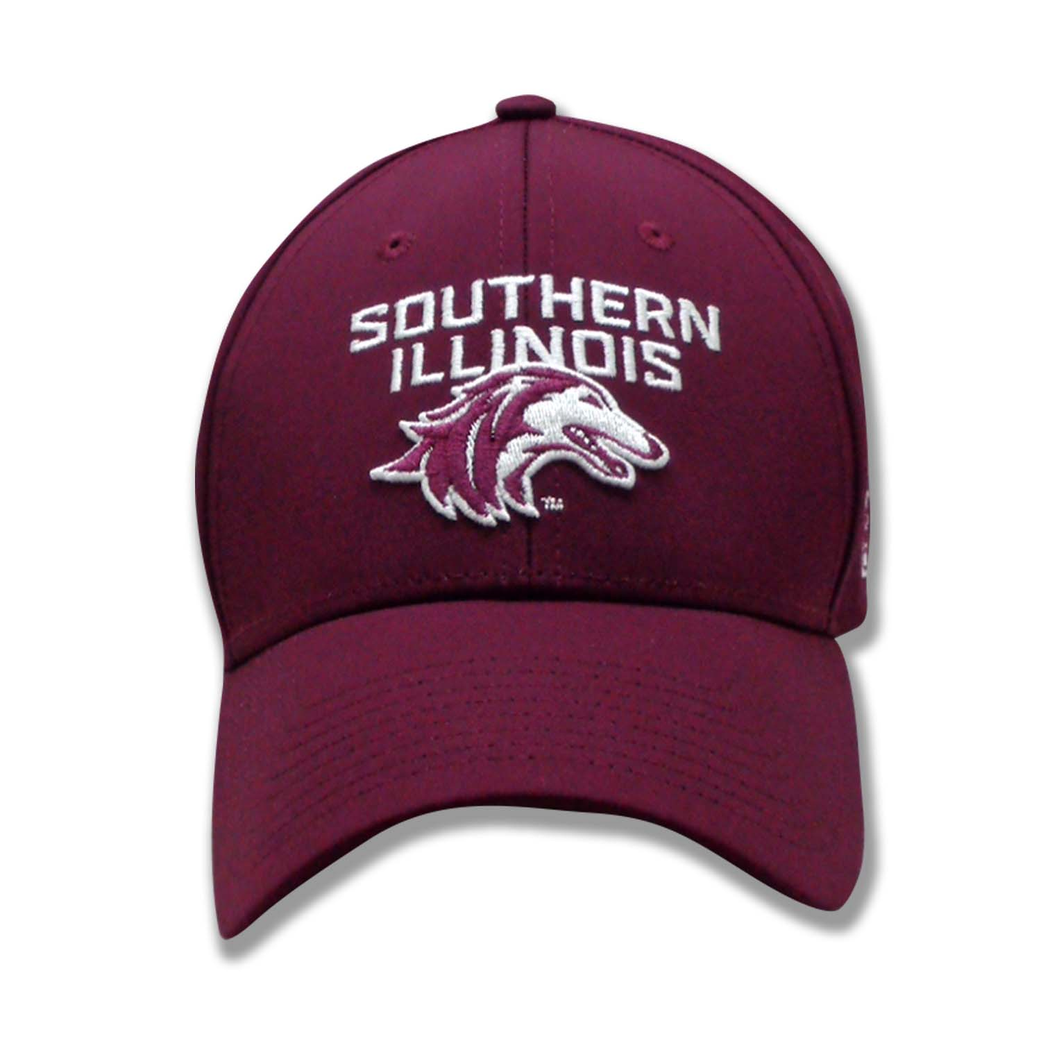 Image for the NEW 2019 ATHLETIC LOGO SOUTHERN ILLINOIS SALUKIS GAMECHANGER HAT product