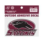 Image for the SPIRIT® SIU SALUKIS OUTSIDE DECAL  product
