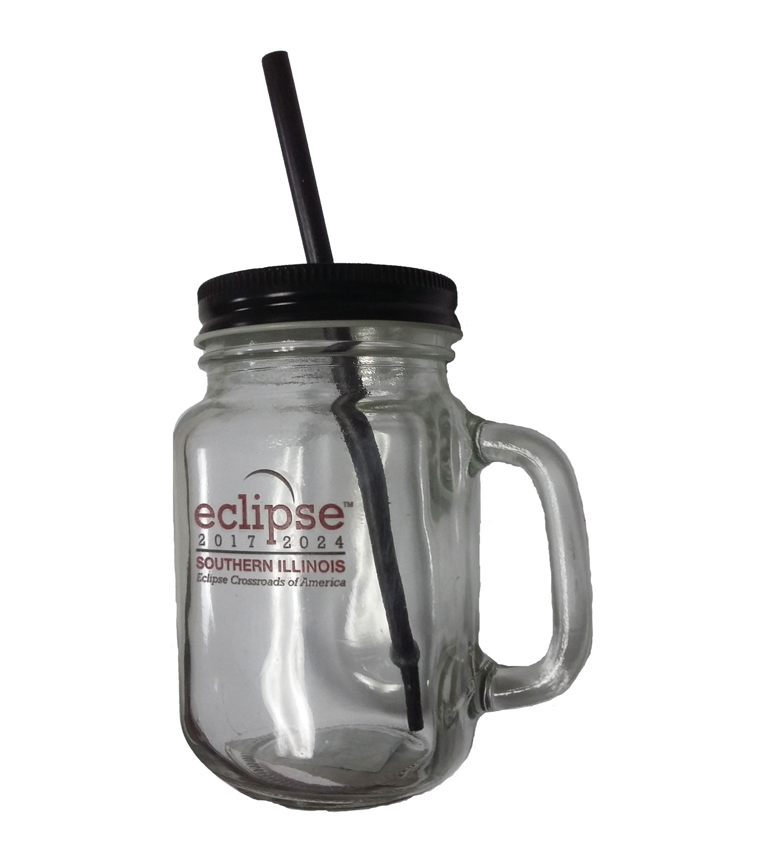 "Image for the R&R® ECLIPSE ""MOBILE SHINE"" MASON JAR product"