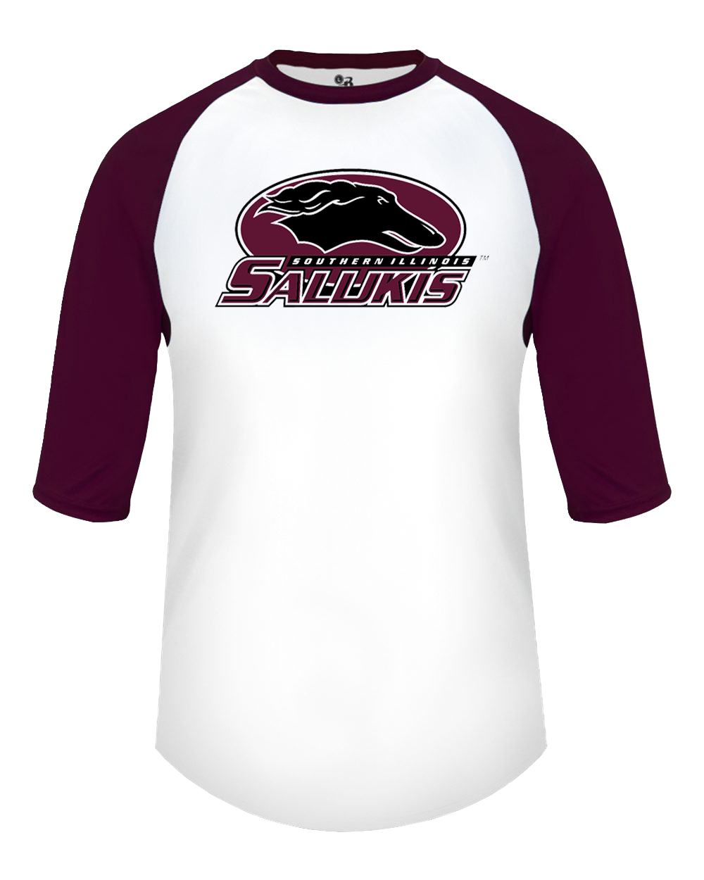Image for the BADGER® SALUKIS DRY-FIT BASEBALL SLEEVES YOUTH T product