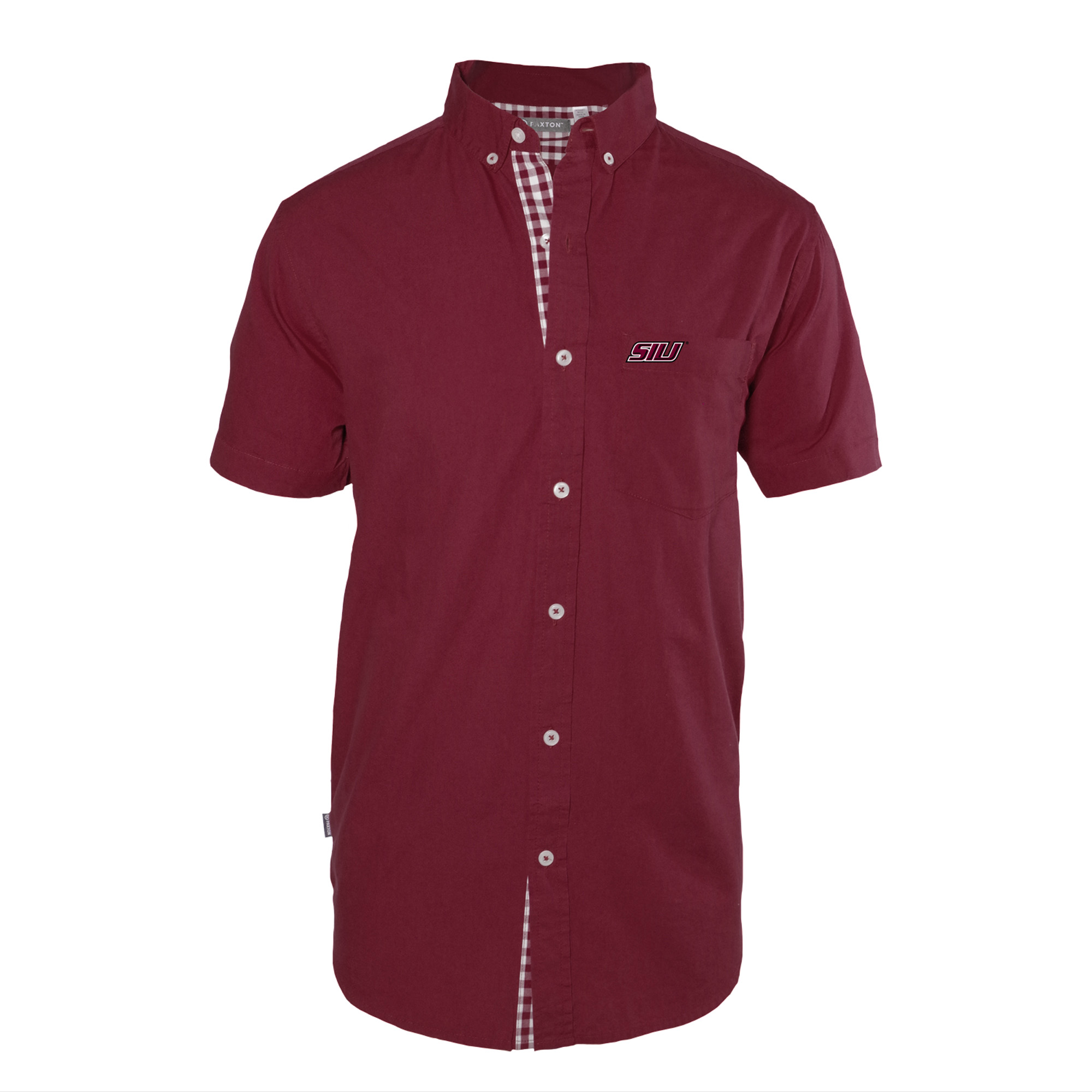 Image for the PAXTON® BIERSTADT SIU ACCENTED BUTTON DOWN SHORT SLEEVE product