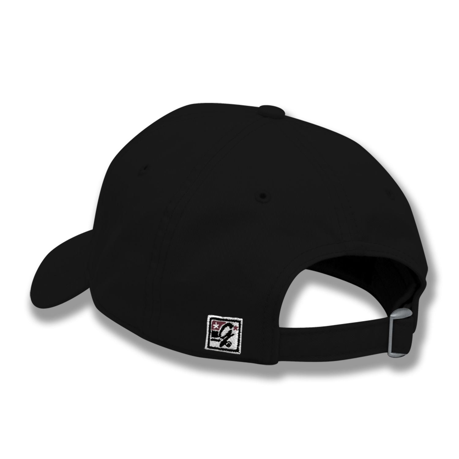 Alternative Image for the THE GAME® SIU SALUKIS BLACK G19 HAT product