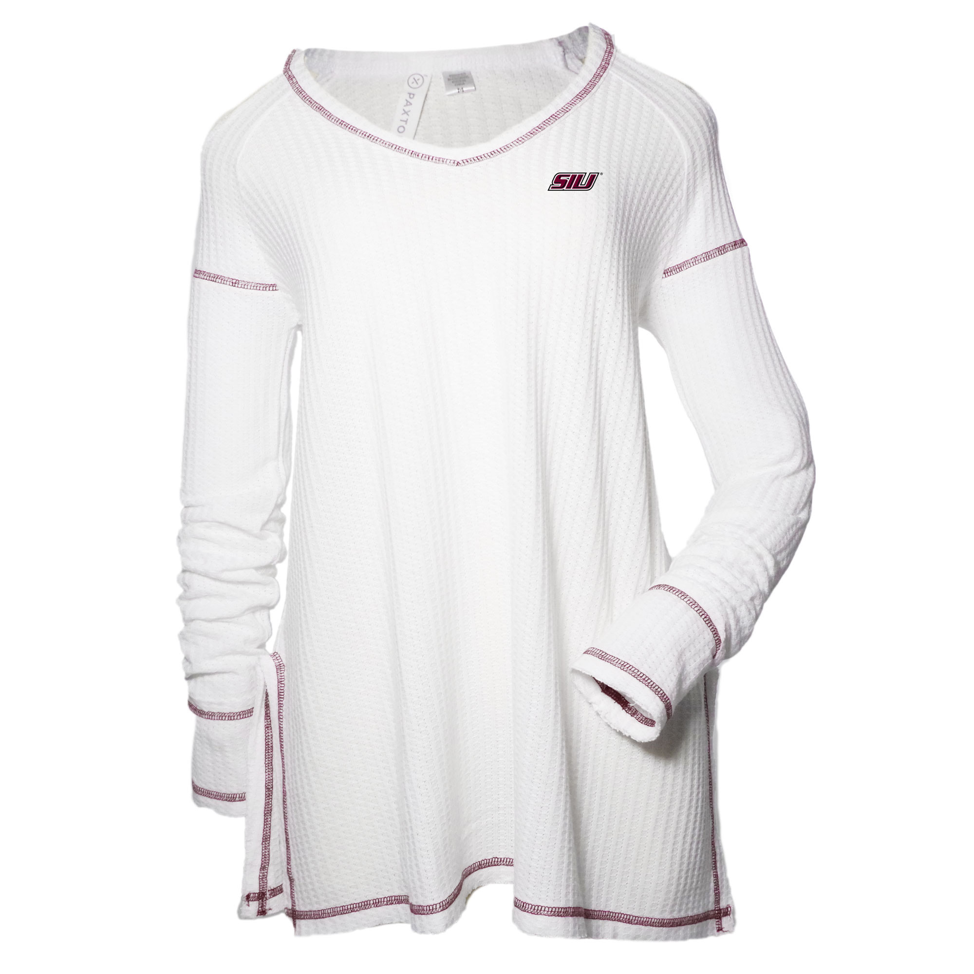 Image for the PAXTON® SIU TELLURIDE WAFFLE KNIT LONG SLEEVE TOP product