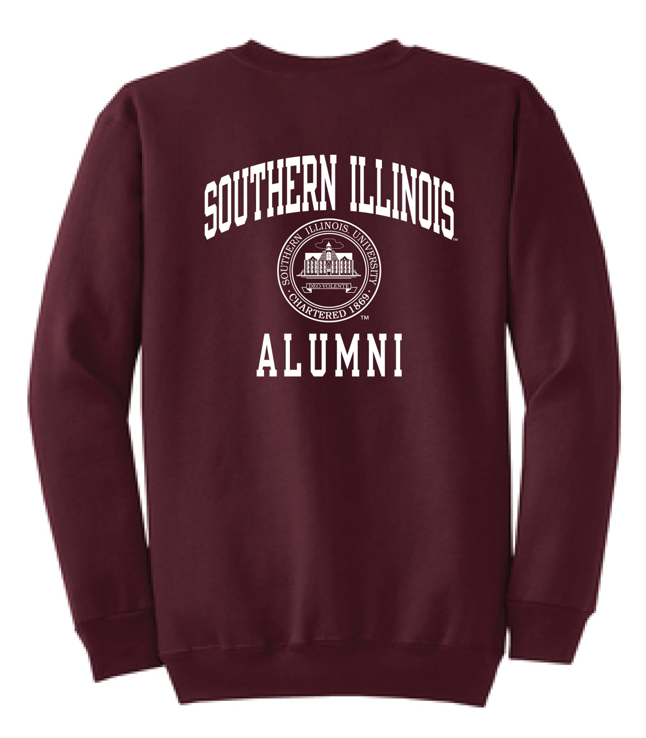 Image for the PROMO® MAROON SOUTHERN ILLINOIS ALUMNI SEAL CREW product