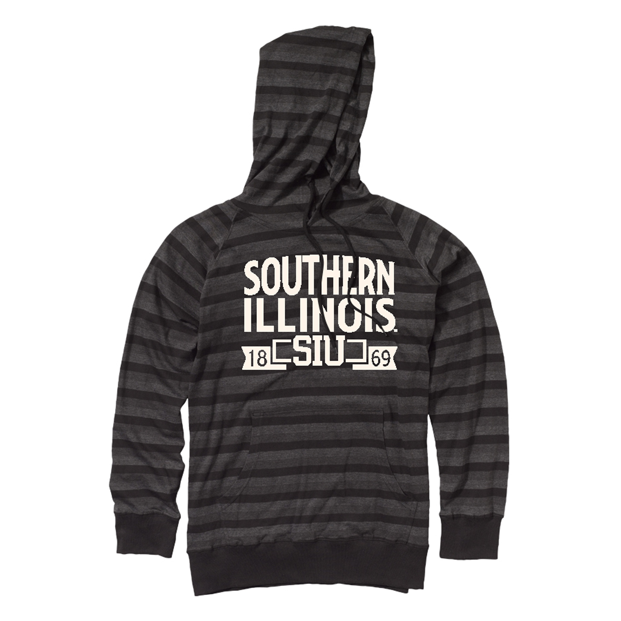 Image for the MV SPORT® SOUTHERN ILLINOIS JACKSON STRIPE PULLOVER product
