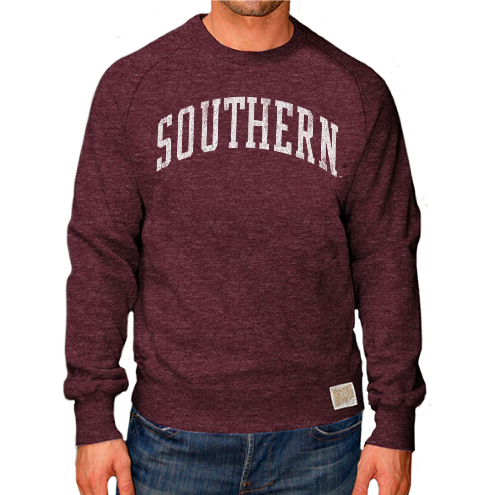 Image for the RETRO BRAND® SOUTHERN LEGACY SOFTEE RAGLAN CREW product