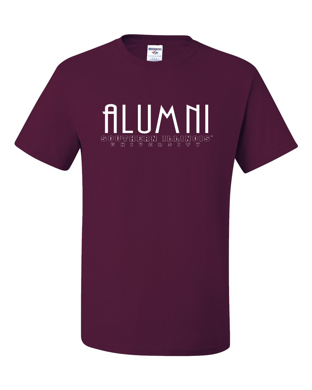 Image for the 710 BRANDED® ALUMNI SOUTHERN ILLINOIS T-SHIRT product