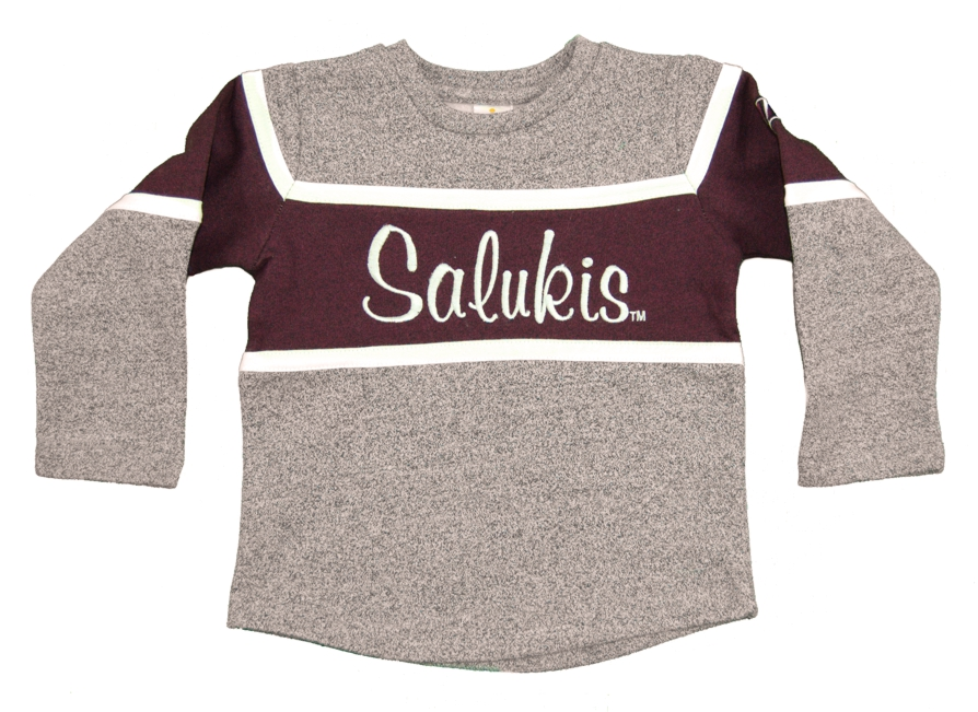 Image for the LITTLE KING® EMBROIDERED SALUKIS TERRY FLEECE  product