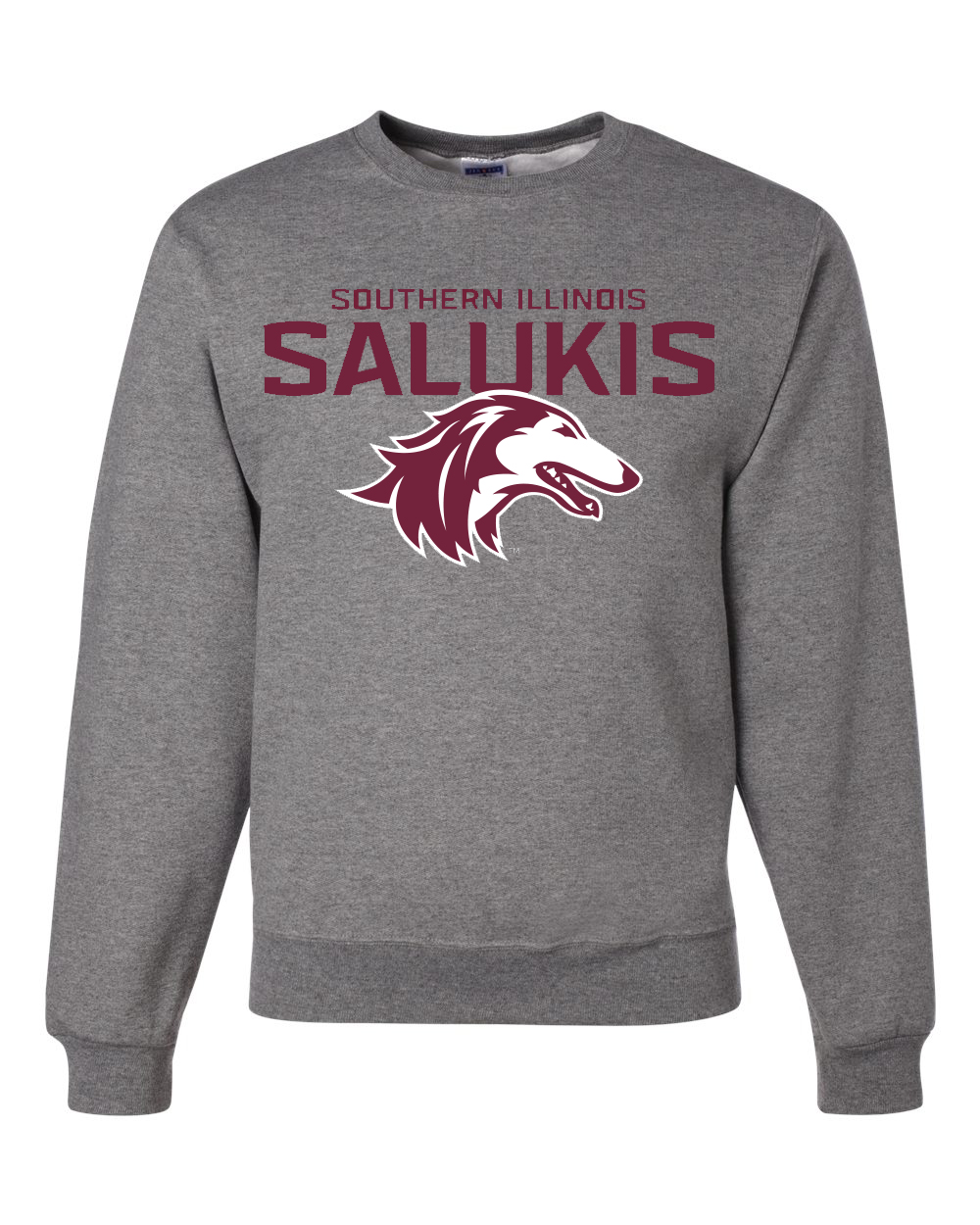Image for the NEW 2019 ATHLETIC LOGO SOUTHERN ILLINOIS SALUKIS CREW product
