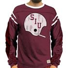 Image for the RETRO BRAND® SIU LEGACY LOGO FOOTBALL T-SHIRT product