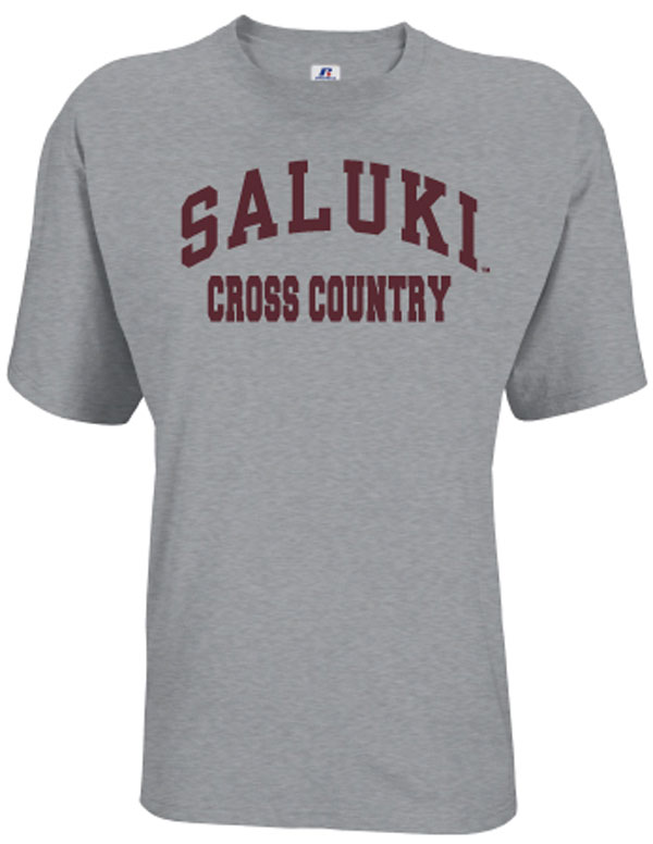 Image for the RUSSELL® SALUKI CROSS COUNTRY T product