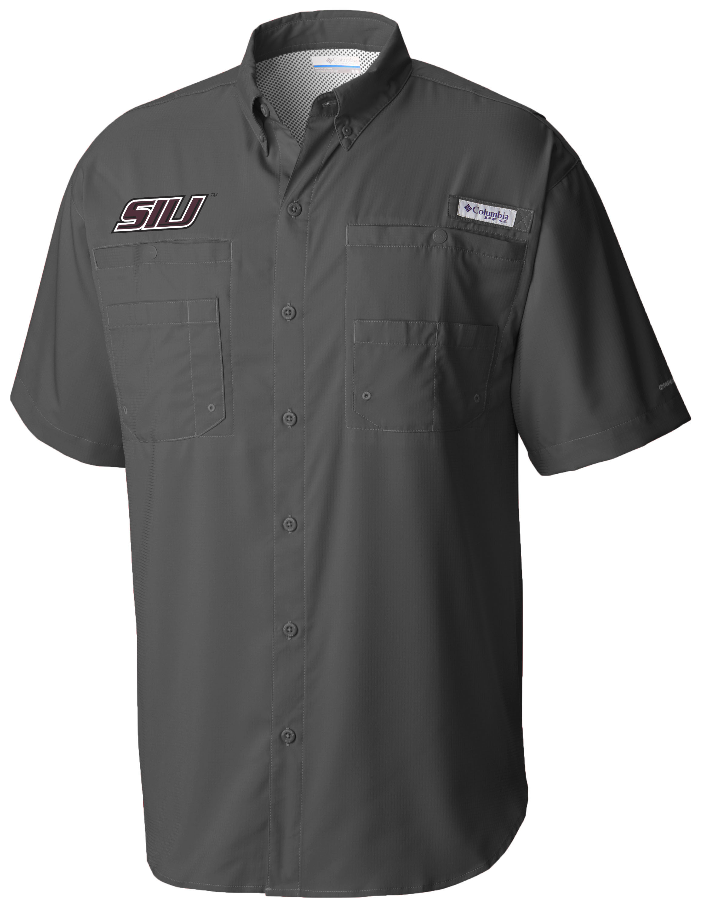 Image for the COLUMBIA® SIU GREY PFG FISHING VENTED SHIRT product