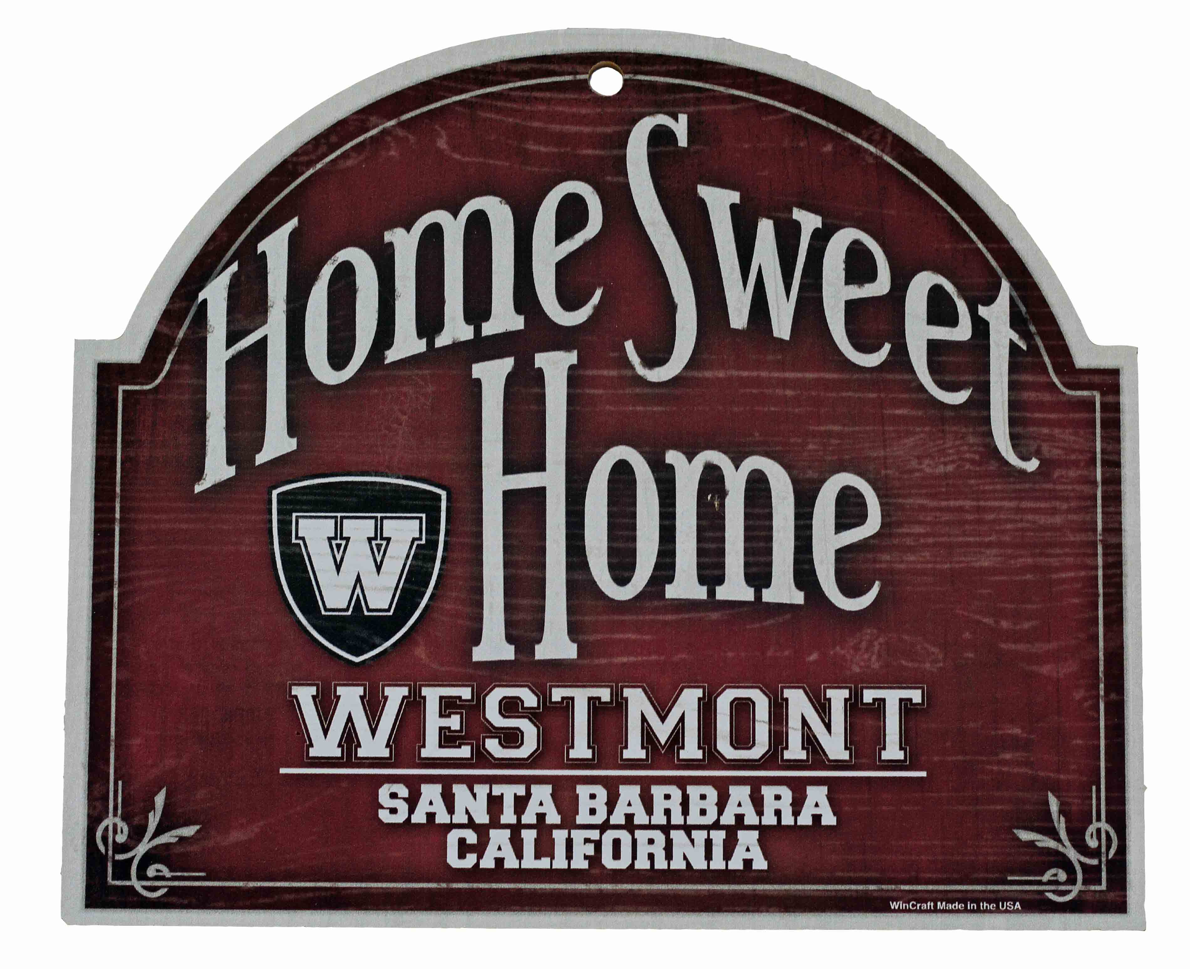 """Image for the """"Home Sweet Home"""" Westmont Wall Sign product"""