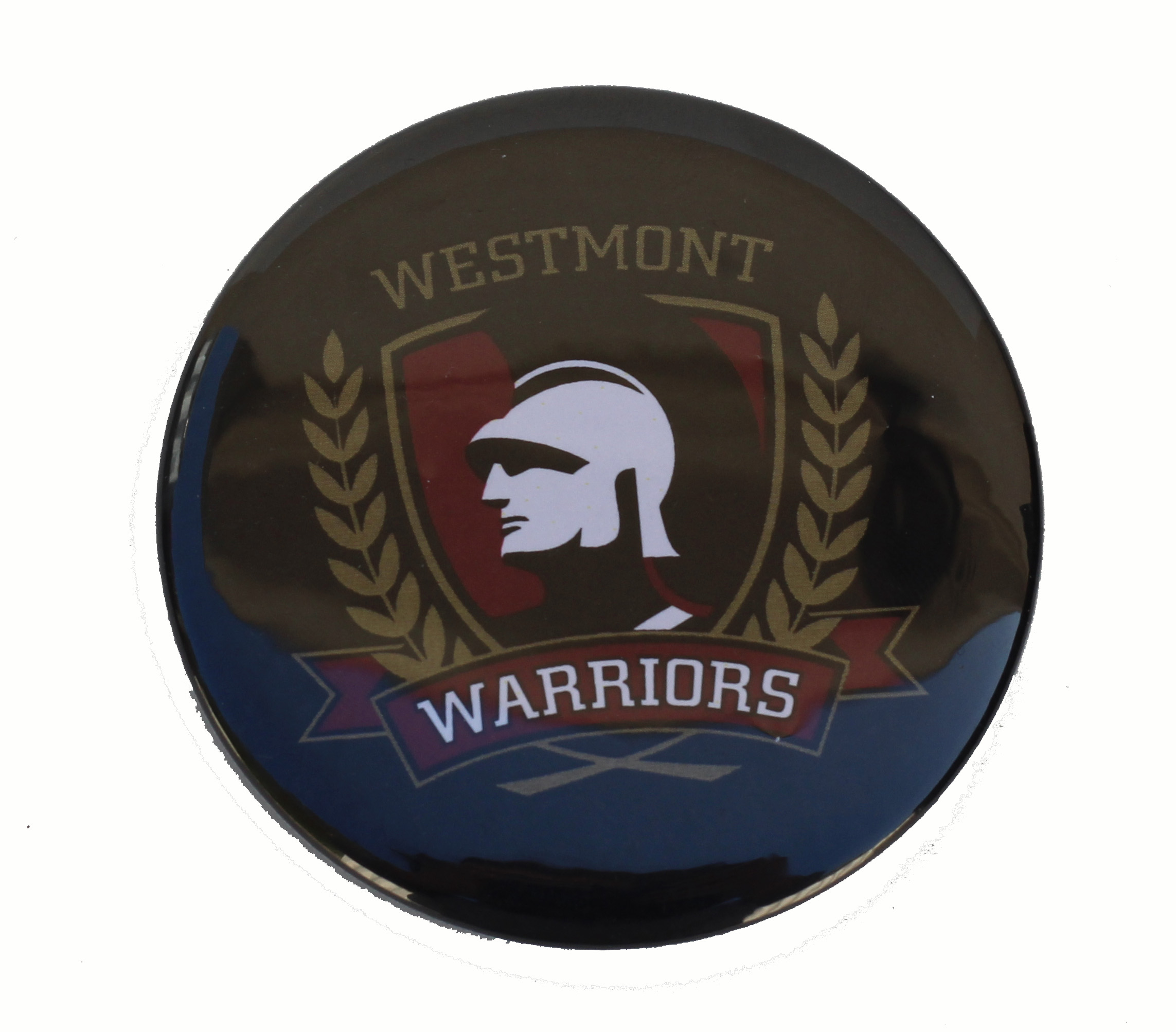 Image for the Warrior Button product
