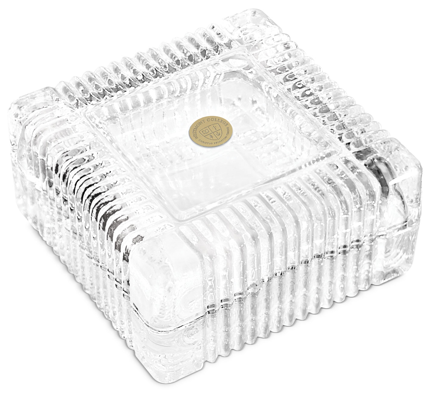 Image for the CSi C202-G Crystal Trinket Box product