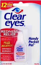 Image for the Clear Eyes Redness Relief Eye Drops product