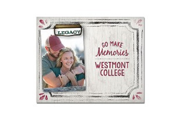 Image for the Legacy Go Make Memories Wood Photo Holder 8x10 product