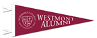 Image for the Collegiate Pacific Alumni Pennant 6 x 15 product