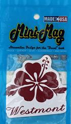 Image for the MiniMag Westmont Flower Magnet product