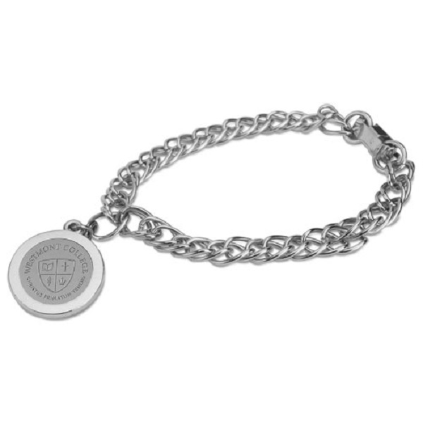 Image for the CSI 4B/S-S Charm Bracelet (Silver) product