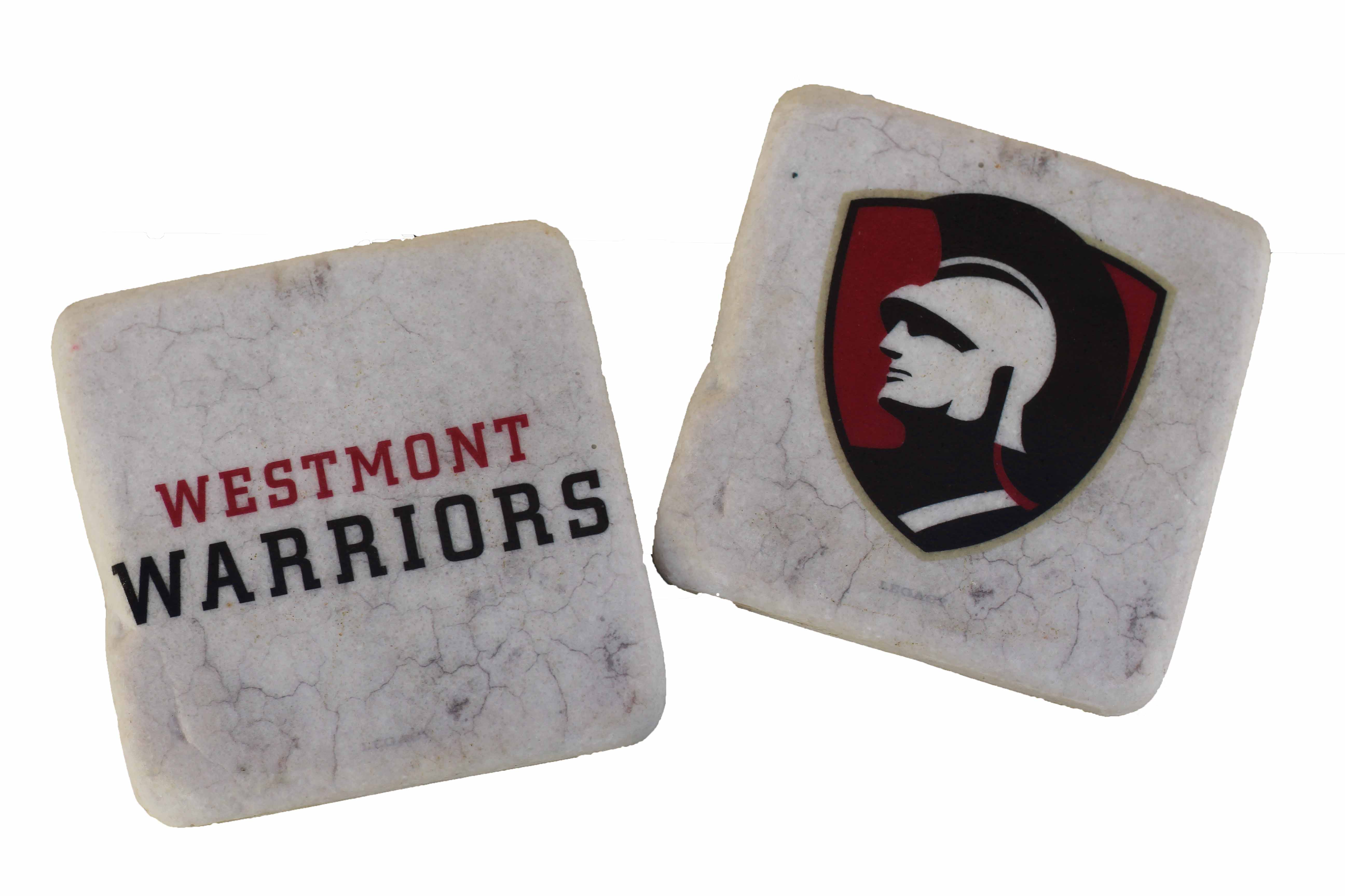 Alternative Image for the Legacy Westmont Warrior Coaster Set product