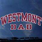 Image for the Color Shock Westmont Dad Decal product