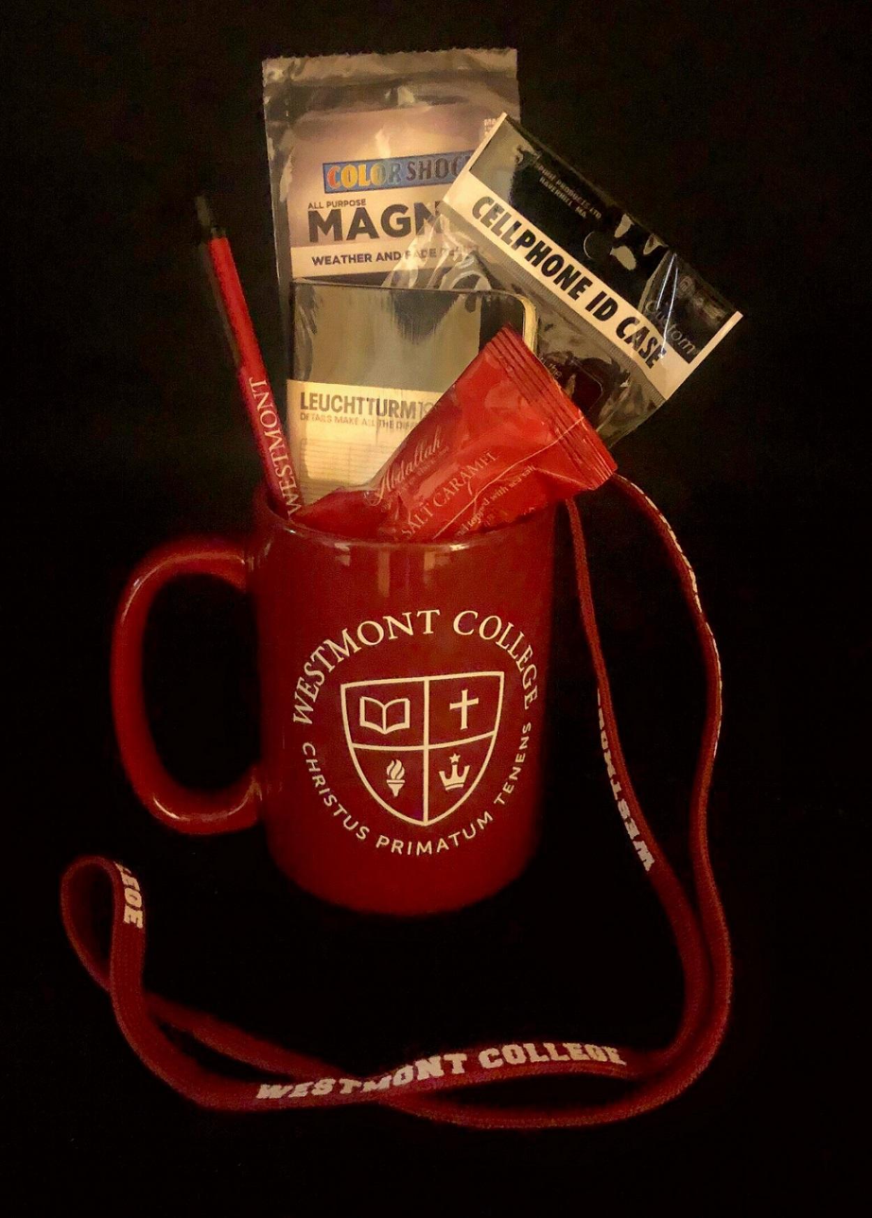 Image for the Gift Basket Westmont Basics product