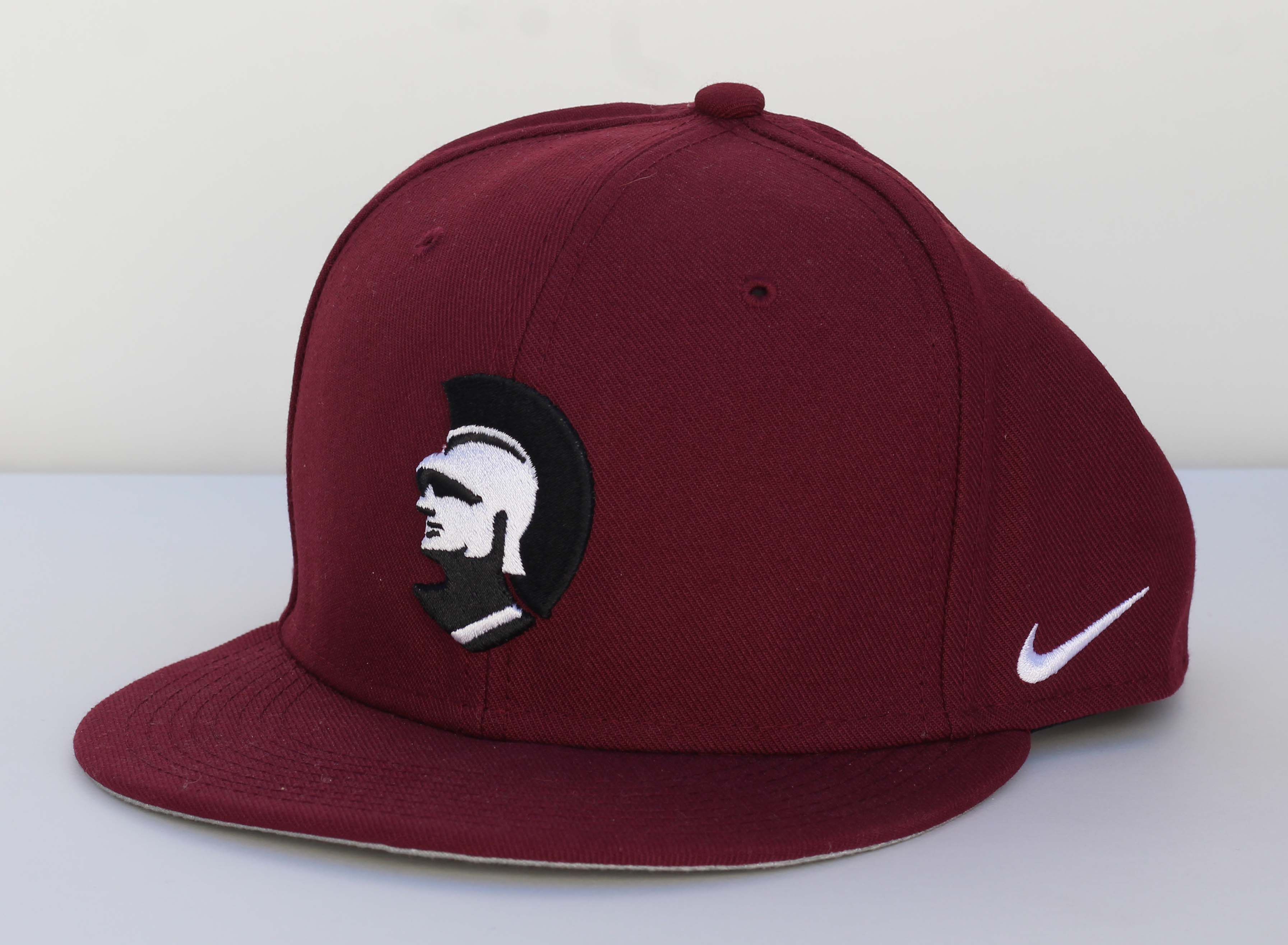 Image for the Nike Warrior Snap-Back Flat Brim Hat product