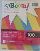 Image for the RS Kaboom Volt Paper 8.5x11 100 Sheets product