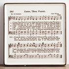 Image for the DaySpring Come, Thou Fount Ceramic Plaque product