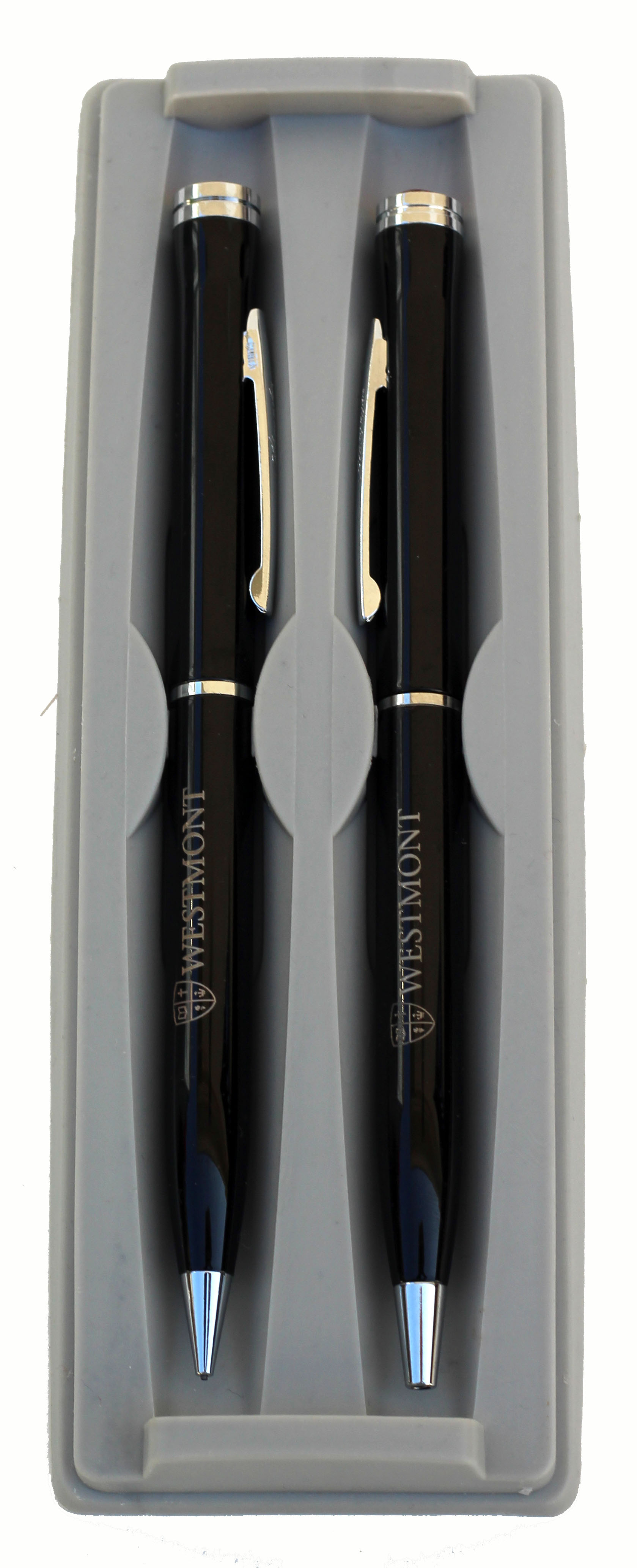 Image for the Spirit Black/Silver Westmont Seal Pen product